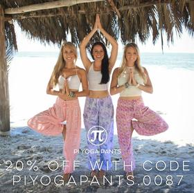 COUPON CODE: PIYOGAPANTS.0087