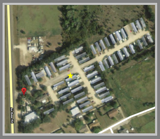 Oaklawn Mobile Home Park In Waco Texas Features Convenient Access To BOTH I35 US 77 Combined With A Great School District