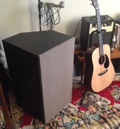 Custom built Monitor speaker