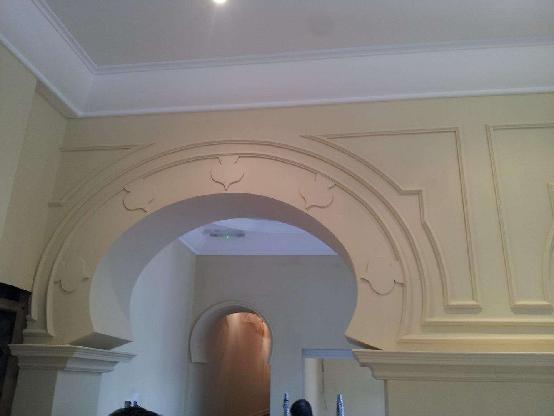 Plaster mouldings specialist
