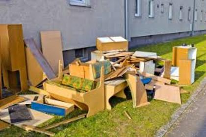 Household Furniture Household Junk Trash Removal | Lincoln NE | LNK Cleaning Company