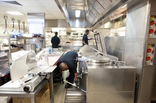 WEEKLY RESTAURANT CLEANING SERVICES