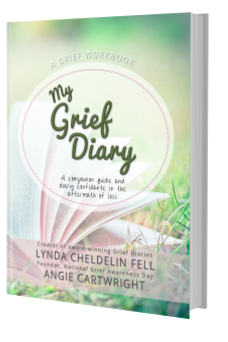 My Grief Diary book