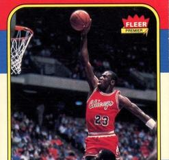 Michael Jordan Rookie Cards