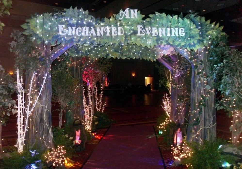Nashville Tn Themed Event Decor Prom Decor An