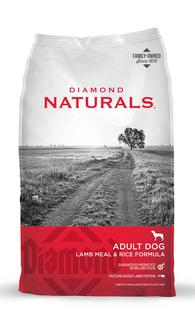 Diamond Natural with Lamb and Rice Adult Dog Food
