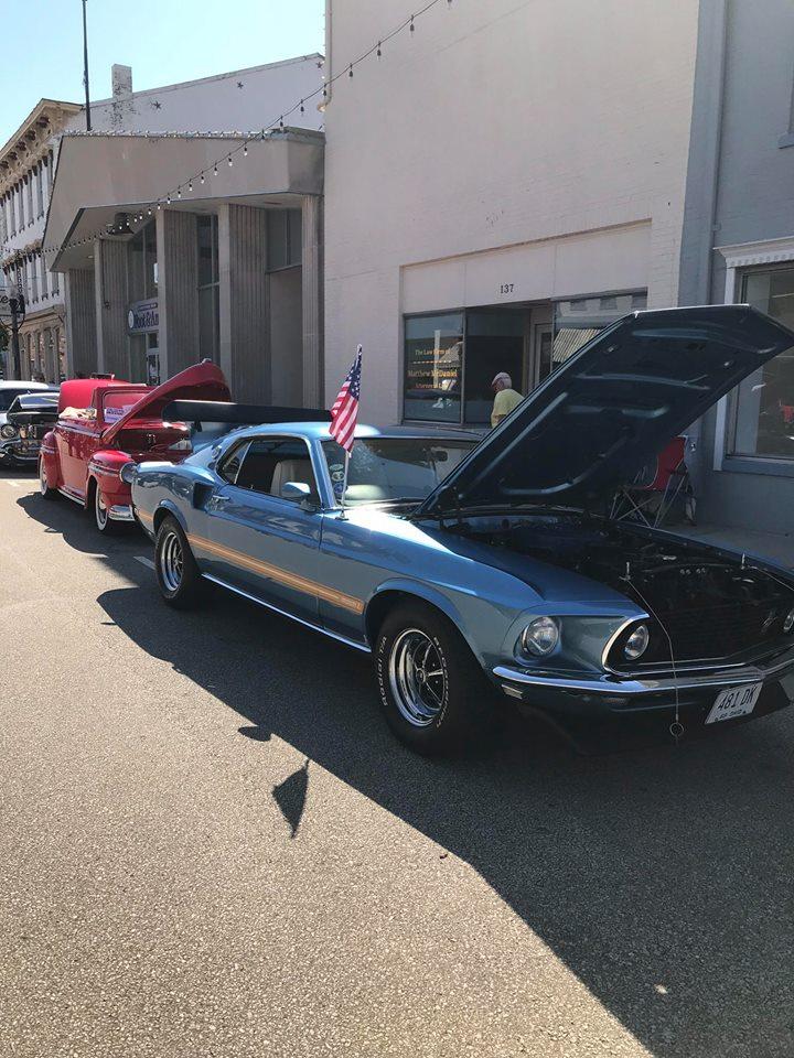 Lawrenceburg, IN Car Show