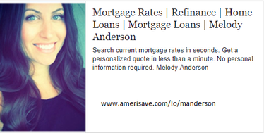 Amerisave Mortgage Melody Anderson