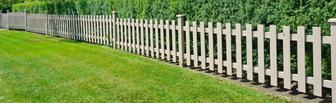 Factor 6: Neighboring Property. Fence Xperts Proudly Serving the Chicagoland area. Chicago Fence Company. Chicagoland Area Fence Contractor.