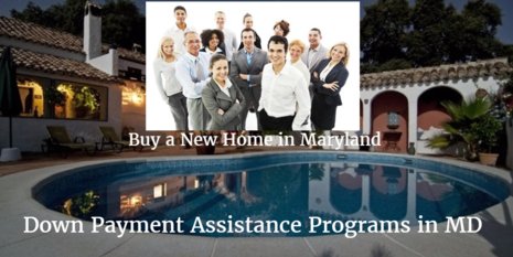 Down Payment Assistance Programs in MD