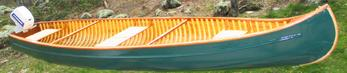 "55"" Skin on frame kayak kit"