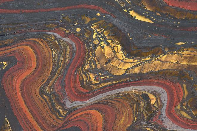 Banded Iron Article