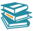 Member Library Flat Icon