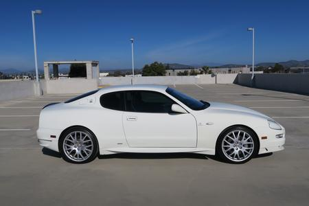 2006 Maserati Gransport V8 2-Door Coupe for sale at Motor Car Company in San Diego California