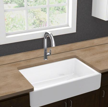 Affinity Solid Surface Countertop