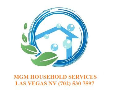 MGM Household Services cleaning service moving help handyman home repair maintenance services in Las Vegas Nevada