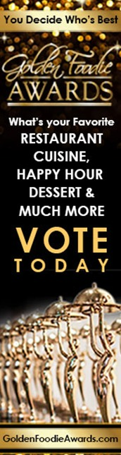 Vote for the Golden Foodie Awards Now!
