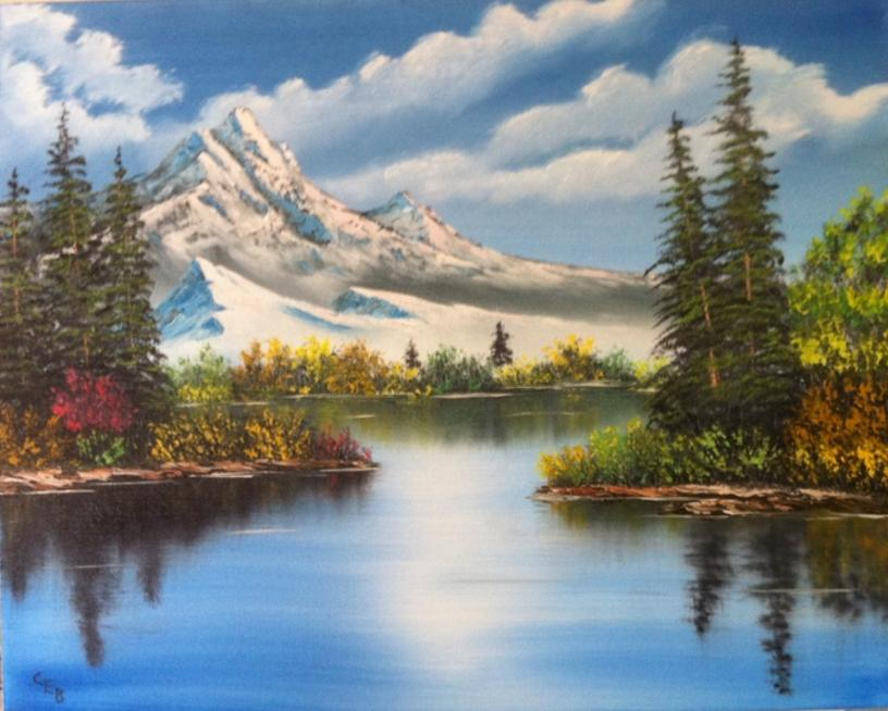 Are There Any Original Bob Ross Paintings For Sale