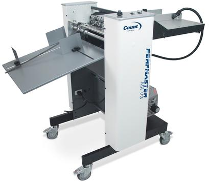Count Perfmaster Air V3 Perforating and Scoring Machine sold by Cedar Rapids Photo Copy, Inc. in Cedar Rapids, IA