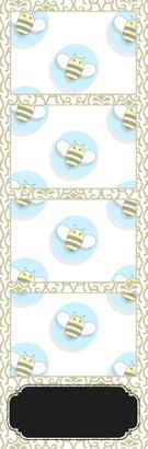 Bumblebee Booths Photo Strip sample #19