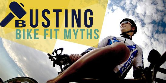 Busting bike fit myths