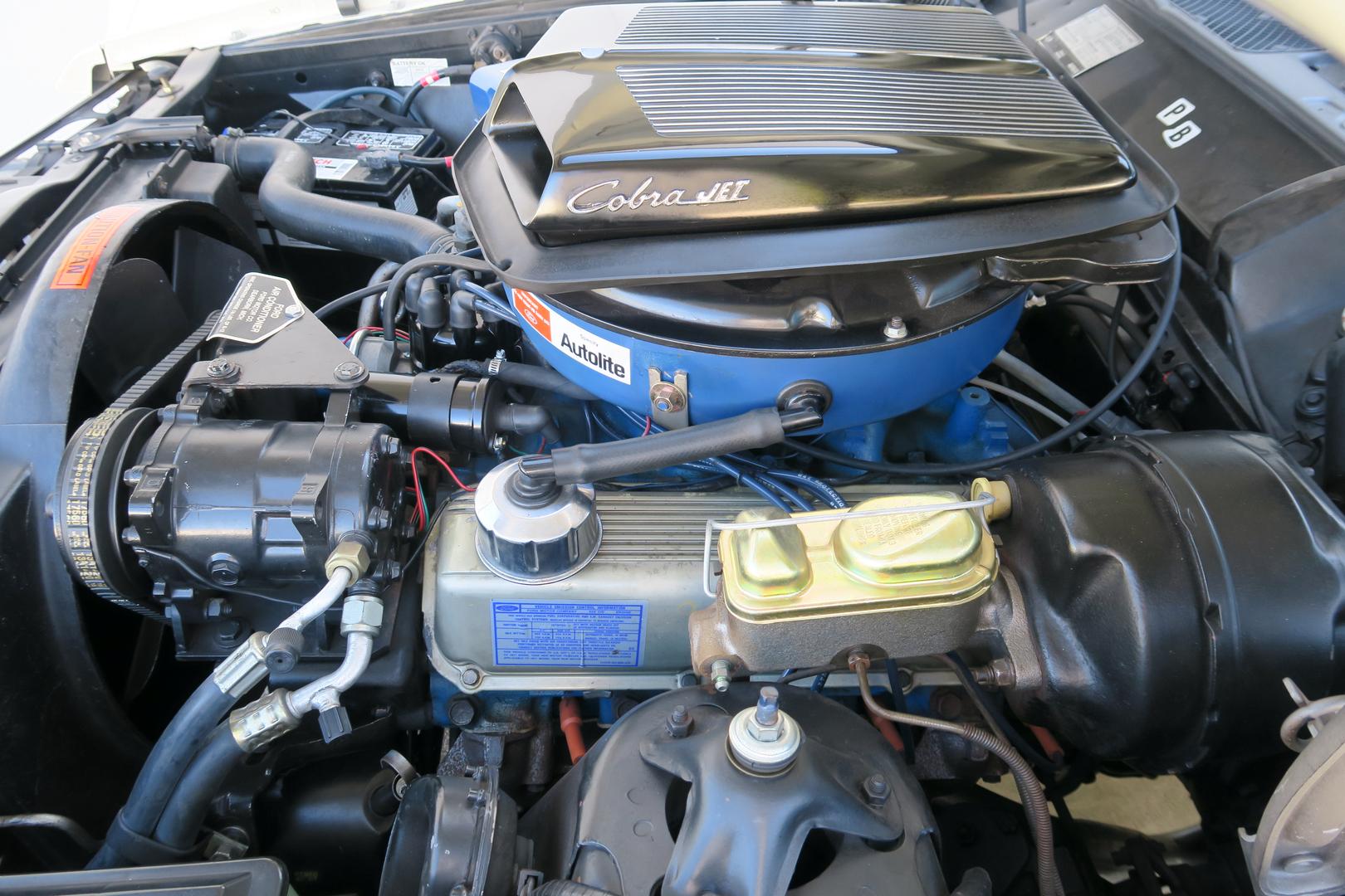 1970 Ford Torino GT 429 SCJ Fastback