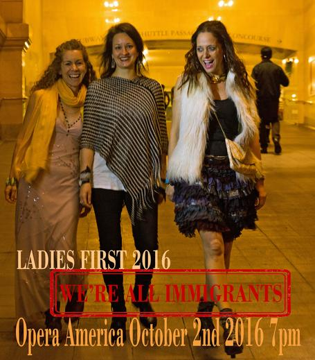 Ladies First 2016 event page