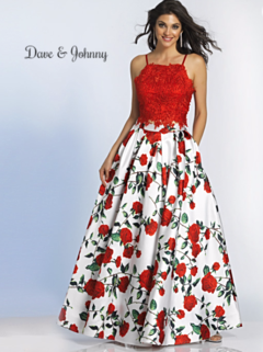Dave & Johnny Prom 2017 Dress