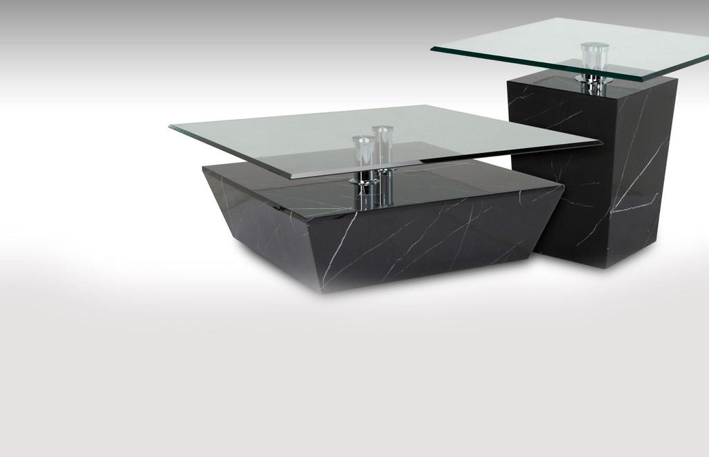 ok dallas furniture - leather sofa, coffee table, doors