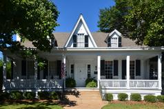 The Historical Sidney Lanier Cottage - Macon, GA.