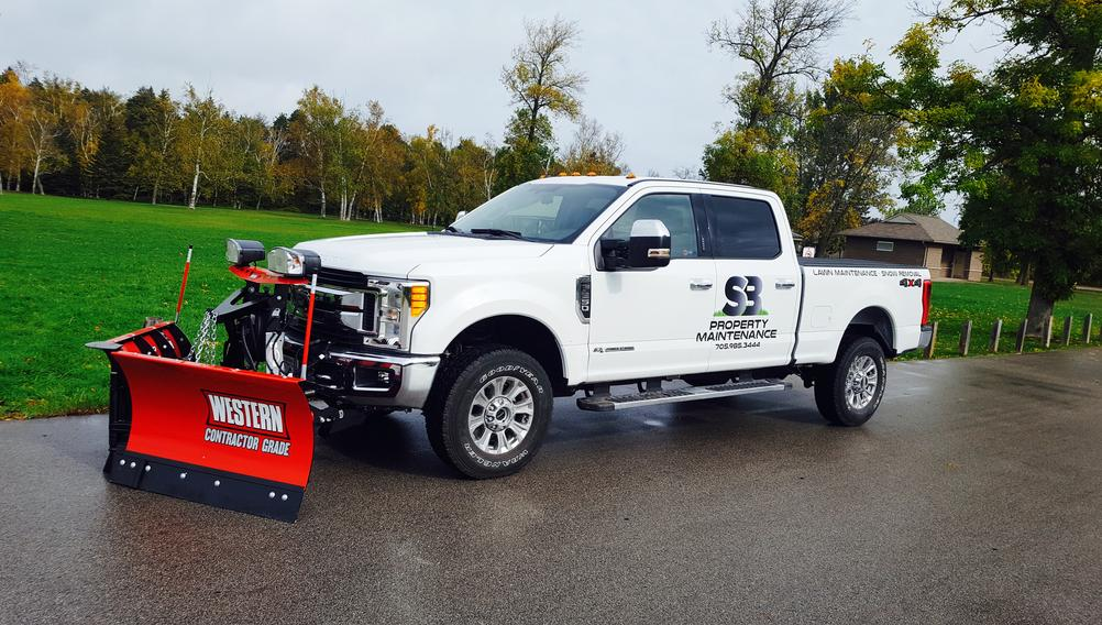 SB Property Maintenance Lawn Cutting, Snow Removal Innisfil, Ontario