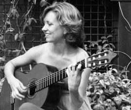 Leah Kruszewski, classical and flamenco guitarist