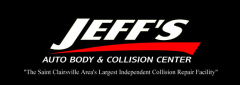 Jeff's Auto Body & Collision Center Logo