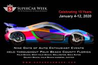 West Palm Beach Events; SuperCar Week; Super Car week; Exoctic Car Exhibition; Palm Beach County; Family Events; Free Waterfront Event.