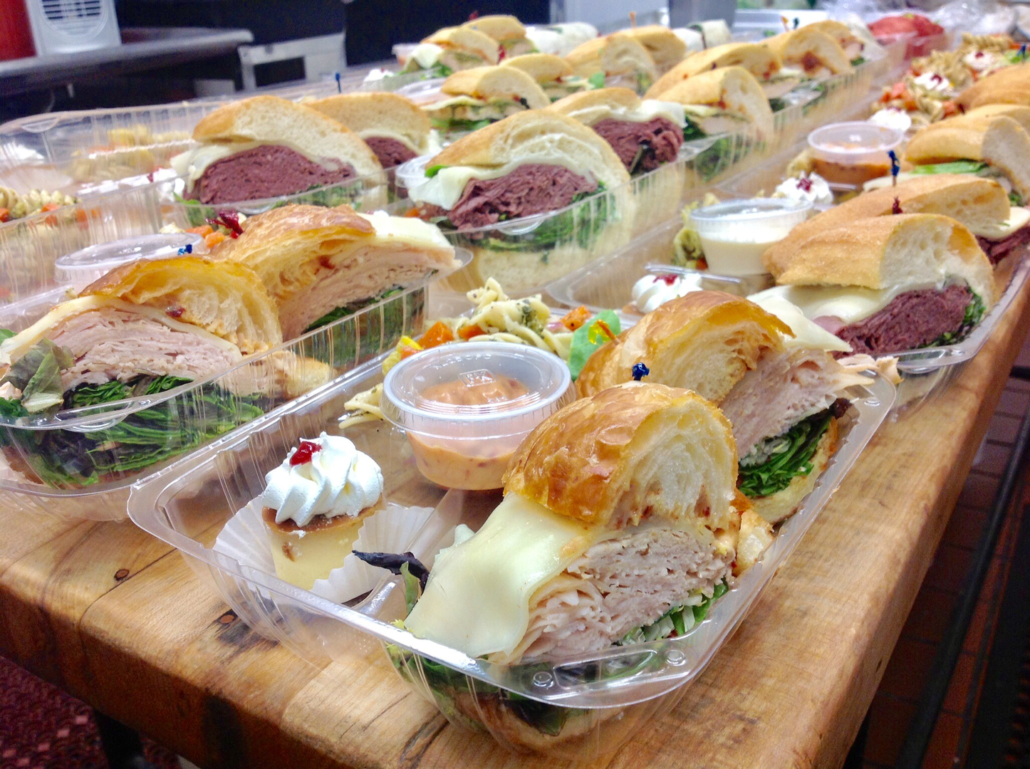 Chef's Catering - Office Lunch, Boxed Lunch, Caterers