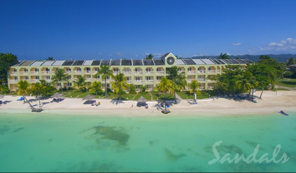 Sandals resorts adults only jamaica