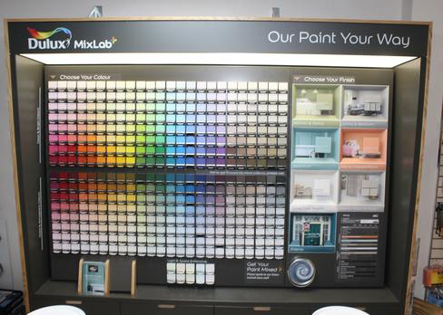 Paint Ranges Uk