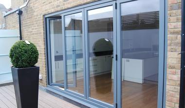 Aluminium Bi Fold Doors, Bi Folding Doors, Folding Doors, Folding ...