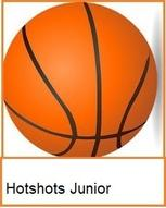 Hotshots Basket Ball team