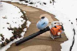Snow melt walkway, EXTREME Blower Products