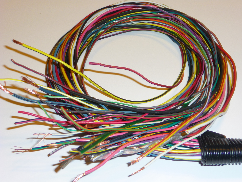 cars trucks wire harness repair