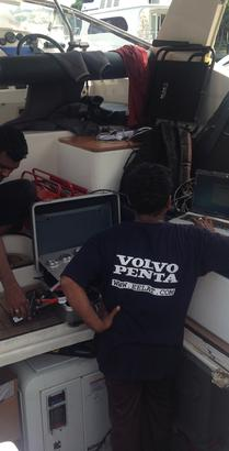 Eelat Volvo Penta Singapore Authorized Dealer Australia