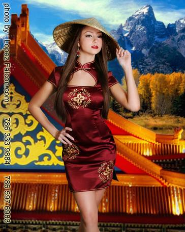 QUINCE PARTY CHINA CHINESE THEME JAPAN MIAMI STAGE PHOTOGRAPHY VIDEO DRESSES DRESS QUINCE PICTURES MIAMI PHOTO STUDIO