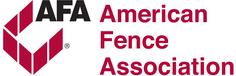 We are a proud member of the American Fence Association - Fence Xperts