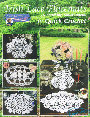 Irish Crochet pattern