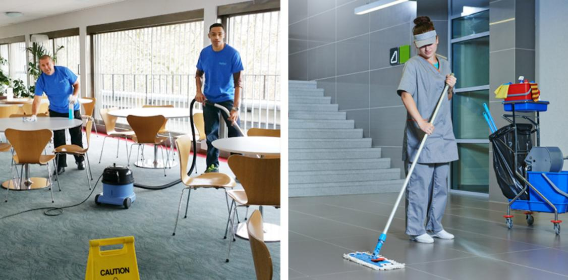 COMMERCIAL CLEANING JANITORIAL SERVICES ALTON TX MCALLEN