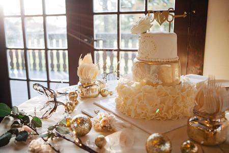 Gold Wedding S