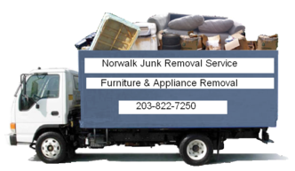 junk removal truck