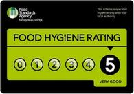 5 Star Food Hygiene Rating Ramsbottom