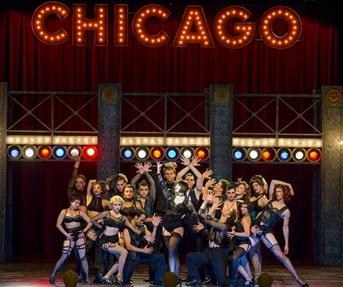 Haley Clair starred as Velma Kelly in SRT's production of Chicago